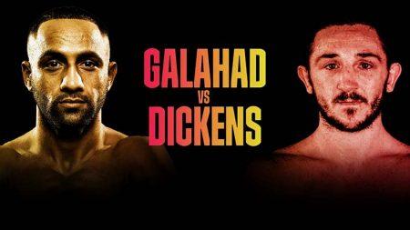 Galahad vs. Dickens