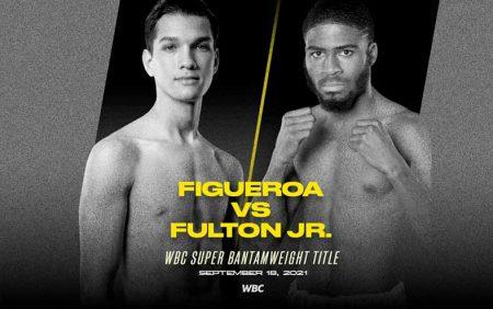 Brandon Figueroa vs. Stephen Fulton