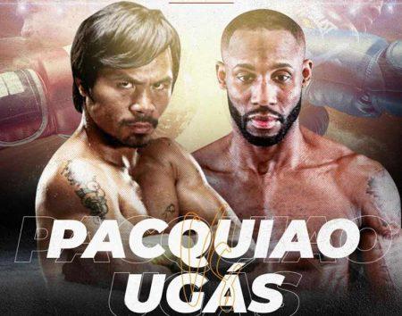 Pacquiao vs Ugás