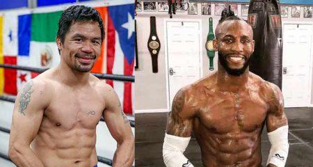 Manny Pacquiao vs. Yurdenis Ugás