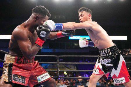 Denier Berrio vs. José Valenzuela (Premier Boxing Champions)