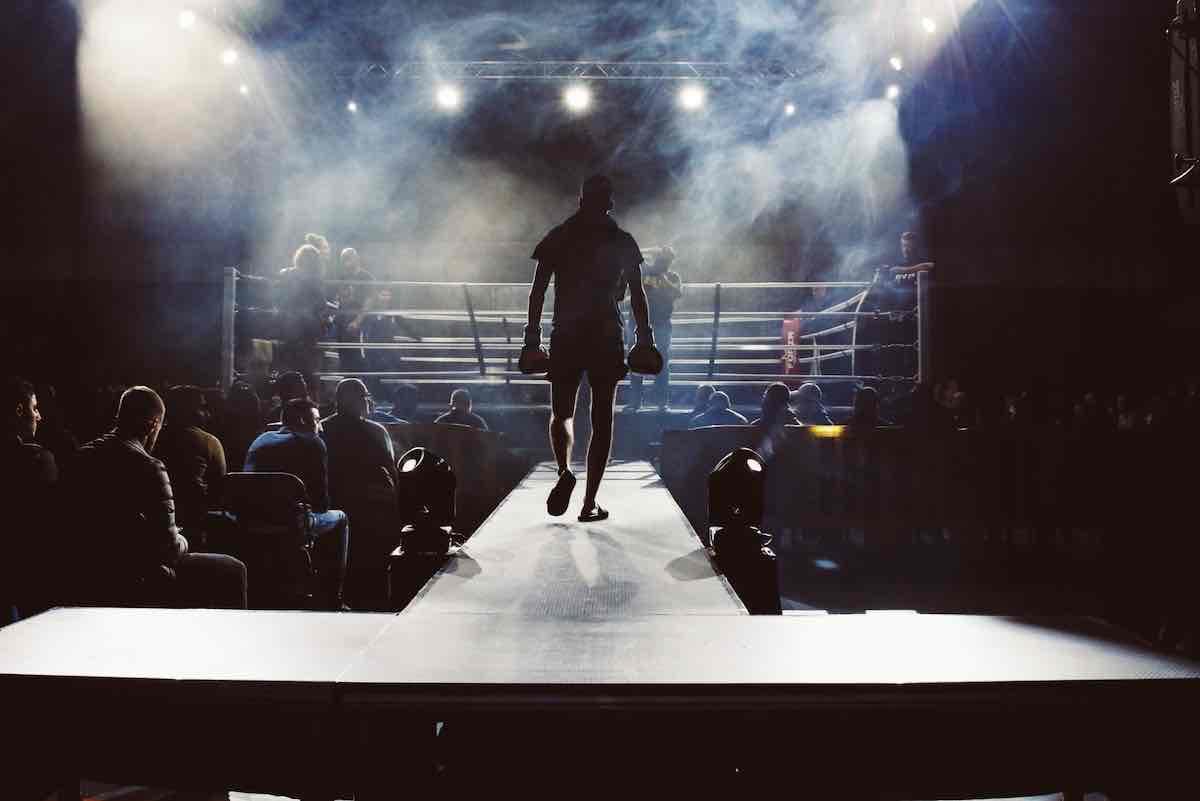 Boxeo en el móvil