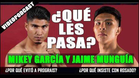 García y Munguía evitan rivales