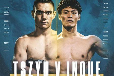 Tim Tszyu vs Takeshi Inoue (Twitter)
