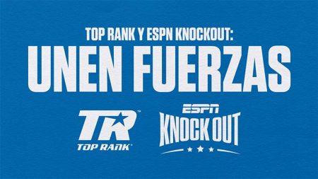 Top Rank y Knockout ESPN