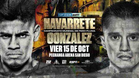 'Vaquero' Navarrete y Joet González