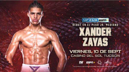 Xander Zayas (Top Rank)