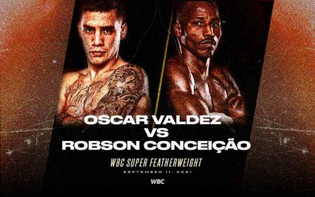 Oscar Valdes vs. Robson Conceincao