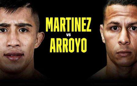 """Julio César """"Rey"""" Martínez vs. McWilliams Arroyo"""
