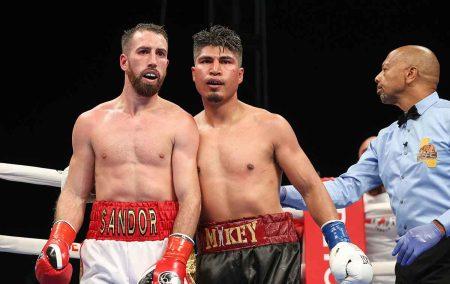 Sandor Martin vs. Mikey García (DAZN)